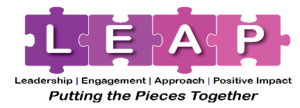 LEAP LOGO -Comprehensive Memory Care Training