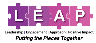 LEAP Logo-LEAP Comprehensive Memory Care Training